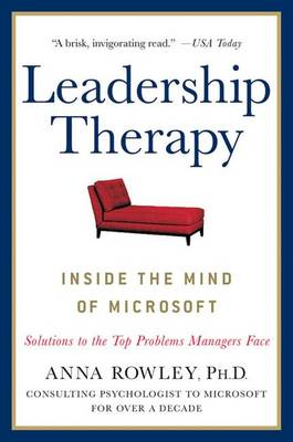 Leadership Therapy book