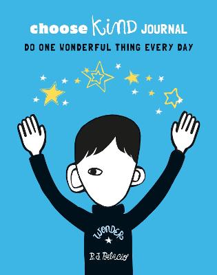 Choose Kind Journal by R J Palacio