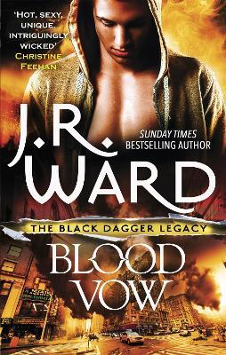 Blood Vow by J. R. Ward