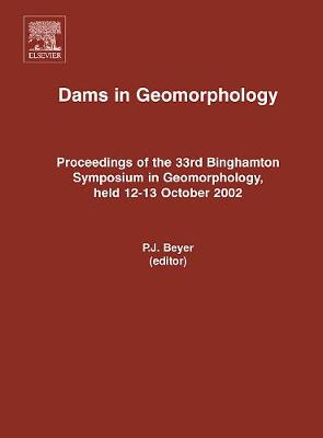 Dams and Geomorphology book