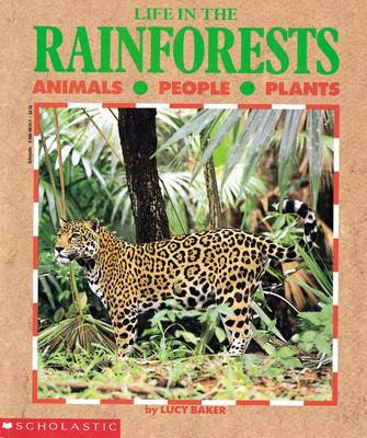 Life in the Rain Forests book