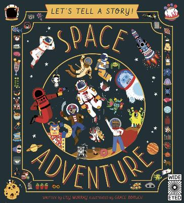 Let's Tell a Story: Space Adventure book
