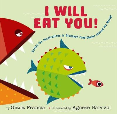 I Will Eat You! book