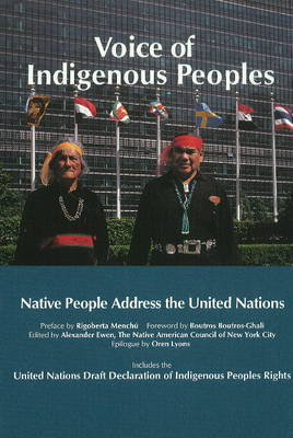 Voice Of Indigenous Peoples book