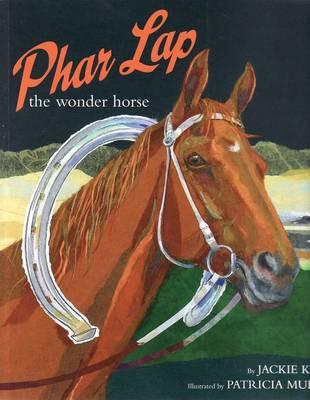 Phar Lap the Wonder Horse book