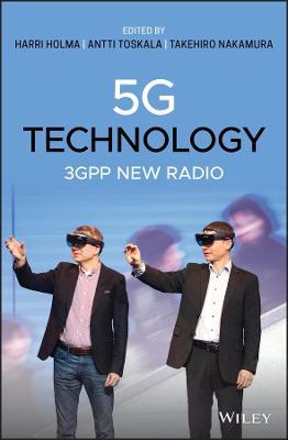5G Technology: 3GPP New Radio book