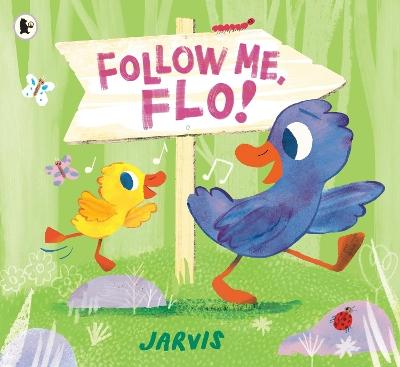 Follow Me, Flo! book