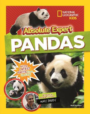 Absolute expert: Pandas (Animals) by National Geographic Kids