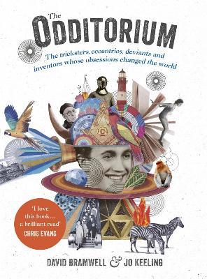 Odditorium book