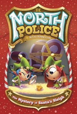 Mystery of Santa's Sleigh book