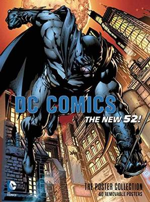 DC Comics - The New 52 by Insight Editions