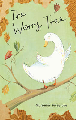 Worry Tree book
