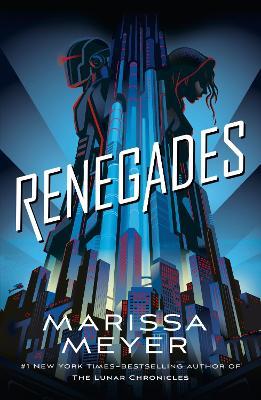Renegades book