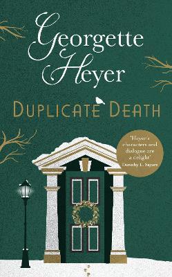 Duplicate Death book