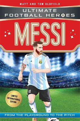 Messi by Matt Oldfield