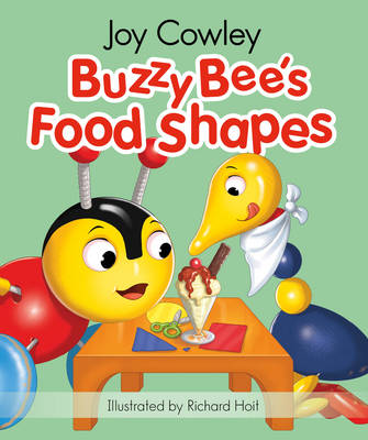 Buzzy Bees Food Shapes book