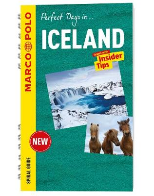 Iceland Marco Polo Travel Guide - with pull out map by Marco Polo