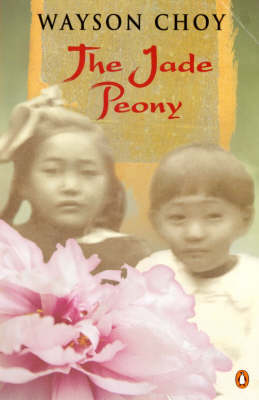 Jade Peony book