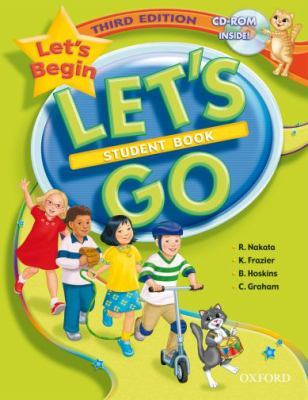 Let's Begin: Student Book with CD-ROM Pack by Ritsuko Nakata