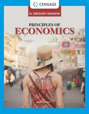 Principles of Economics book