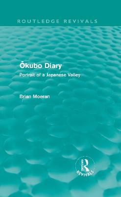 Okubo Diary book