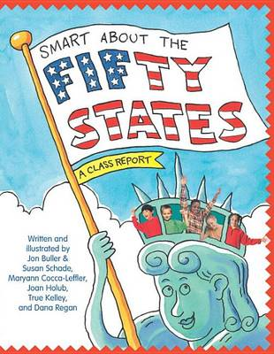 Smart about the Fifty States by Jon Buller