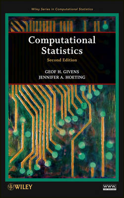 Computational Statistics by Geof H. Givens