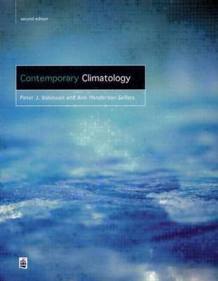 Contemporary Climatology book