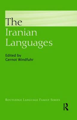The Iranian Languages by Gernot L. Windfuhr