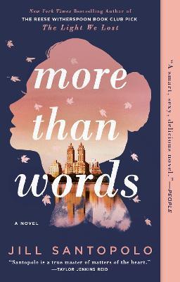 More Than Words by Jill Santopolo