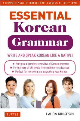 Essential Korean Grammar by Laura Kingdon