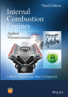 Internal Combustion Engines by Colin R. Ferguson