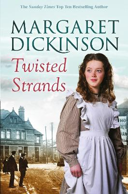 Twisted Strands by Margaret Dickinson