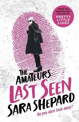 Last Seen: The Amateurs 3 book