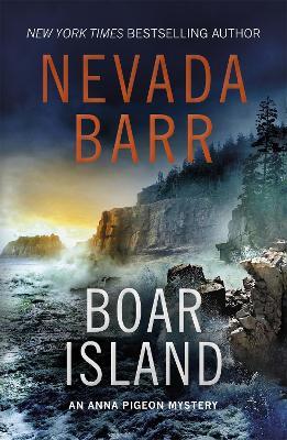 Boar Island (Anna Pigeon Mysteries, Book 19) by Nevada Barr