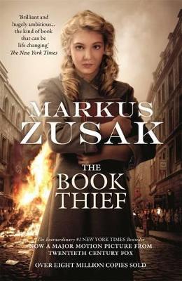 Book Thief by Markus Zusak