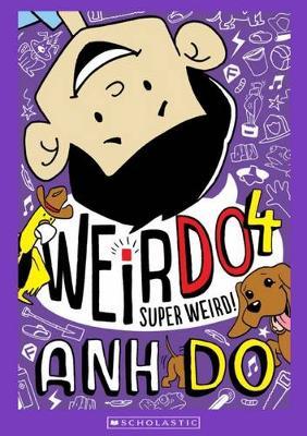 WeirDo #4: Super Weird book