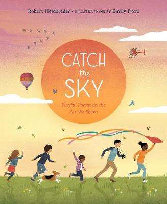 Catch the Sky: Playful Poems on the Air We Share by Robert Heidbreder