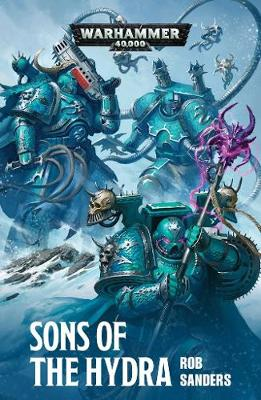 Sons of the Hydra by Rob Sanders