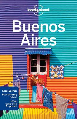 Lonely Planet Buenos Aires by Lonely Planet