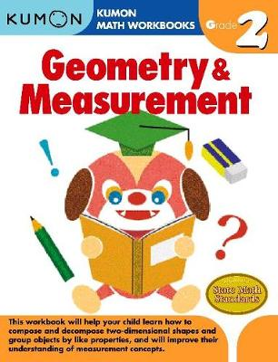 Grade 2 Geometry & Measurement by Kumon