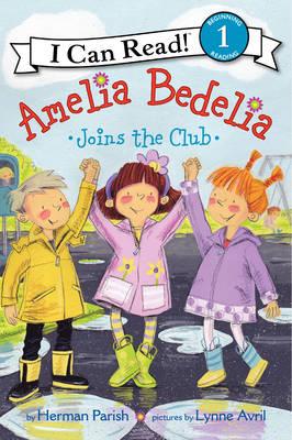 Amelia Bedelia Joins The Club book
