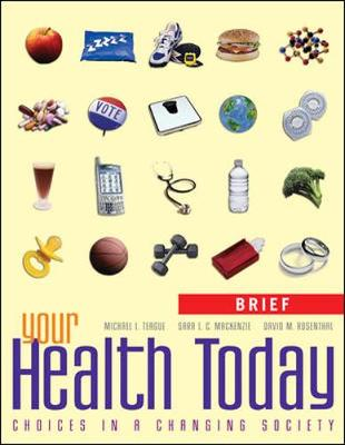 Your Health Today Brief with PowerWeb by Michael L. Teague