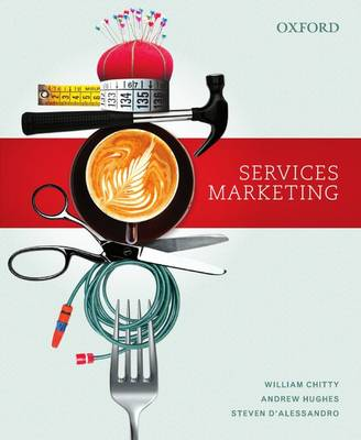 Services Marketing by William Chitty