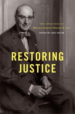 Restoring Justice by Jack Fuller