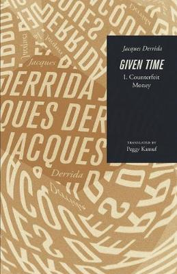 Given Time book