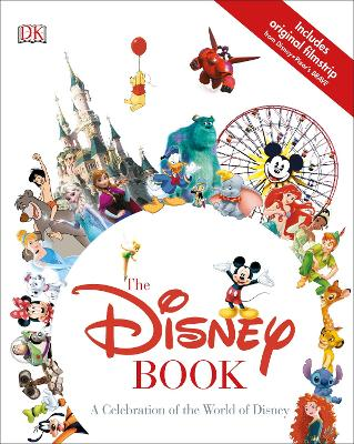 The Disney Book by DK