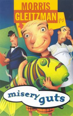 Misery Guts book