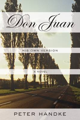 Don Juan by Peter Handke