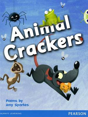 Bug Club Yellow Animal Crackers by Amy Sparkes